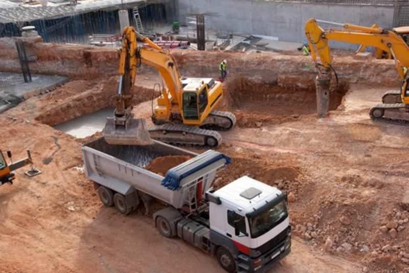 Вывоз строительного грунта в Нижнем Новгороде